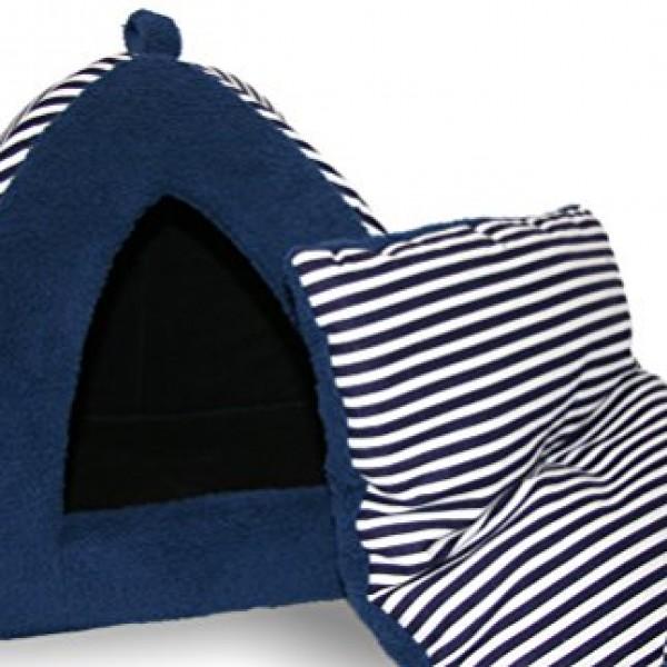 Best-Pet-Supplies-BPS-Pet-Tent-for-Pets-Blue-Strip-0-0