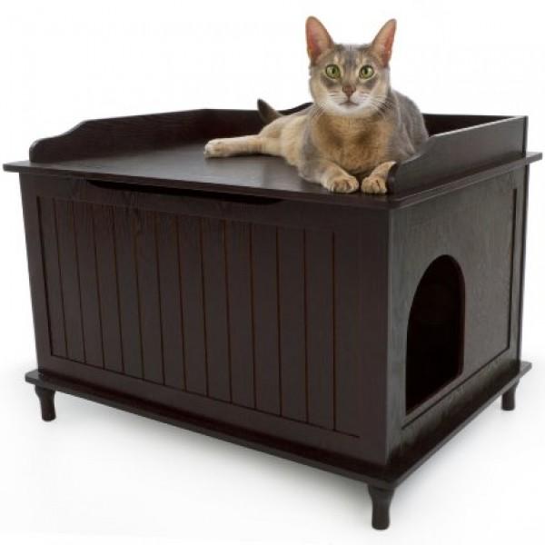 Cat Litter Box Enclosure Amazon
