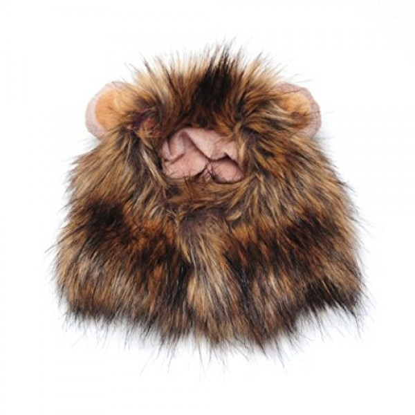 Dogloveit-Pet-Costume-Lion-Mane-Wig-for-Dog-Cat-Halloween-Dress-up-with-EarsPlease-be-aware-of-fake-products-from-other-sellers-0-4