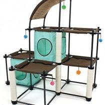 Kitty City Steel Claw Mega Kit Cat Furniture