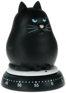 Bengt-Ek-Design-Cat-Mechanical-Timer-Black-14461800-0
