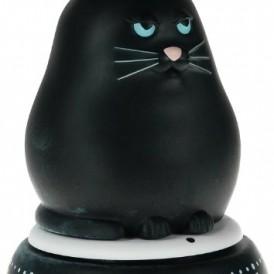 Bengt Ek Design Cat Mechanical Timer, Black 14461800
