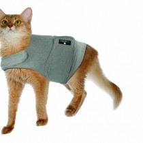 Calm Cat Anti Anxiety and Stress Relief Coat for Cats – Large