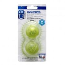 Catit Design Senses Illuminated Ball – 2-Pack
