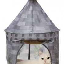 Necoichi Cat Tent (Morning Castle) Bed, Condo, Cave, House for CAT by CAT1st