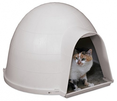 Petmate-Kitty-Kat-Condo-Mouse-Gray-0