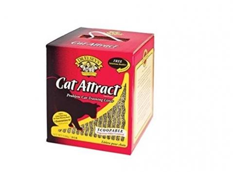 Precious-Cat-Cat-Attract-Problem-Cat-Training-Litter-20-pound-box-0