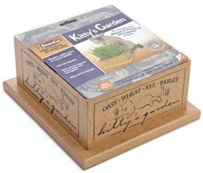 SmartCat-3844-Kittys-Garden-Edible-Grass-Planter-0