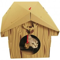 Suck UK Cat Play house – Cabin