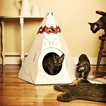 Suck-UK-Cat-Play-house-Tepee-0-1