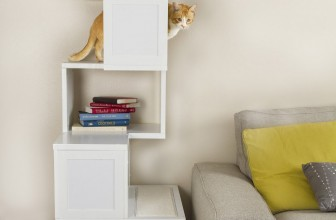 6 Unique Modern Cat Trees to Spruce Up Your Living Space